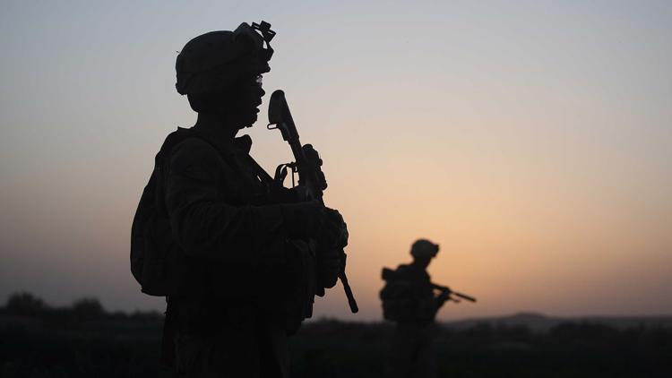 'Time will tell': Central Georgians reflect on overseas deployment amid Biden combat troop withdrawal announcement