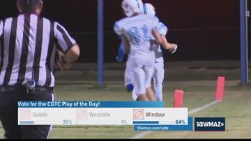Play of the Week 2019 Georgia high school football highlights (Week 8)