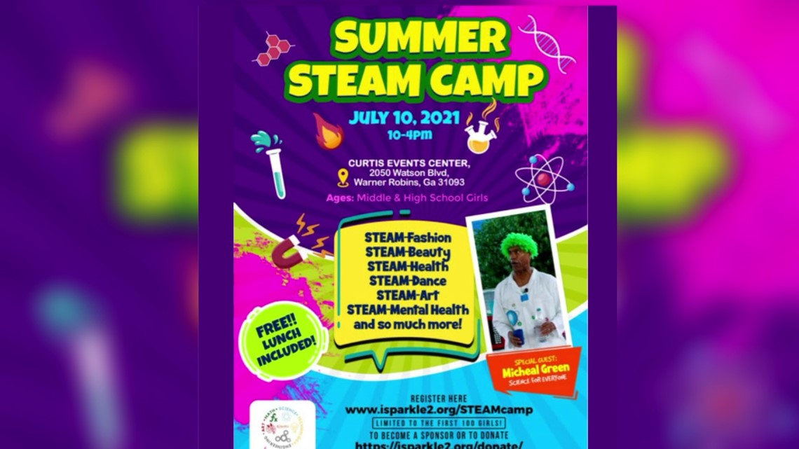 Warner Robins mentoring group to host free STEAM summer camp for girls