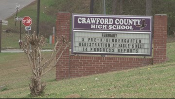 Roberta Police investigate juuls found at Crawford County High School