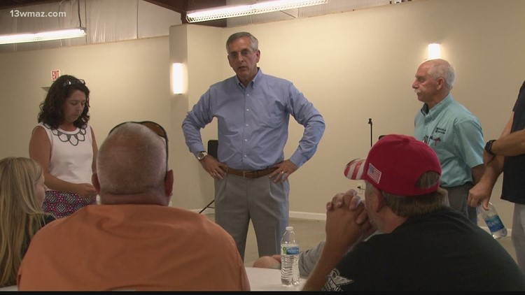 Bibb County GOP clashes with Georgia state Secretary Brad Raffensperger about election