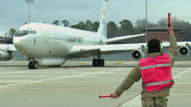 Robins Air Force Base, regional commission asking for community's help to plan the base's future