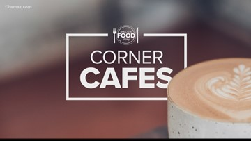 Corner Cafes: Thompson's Cove