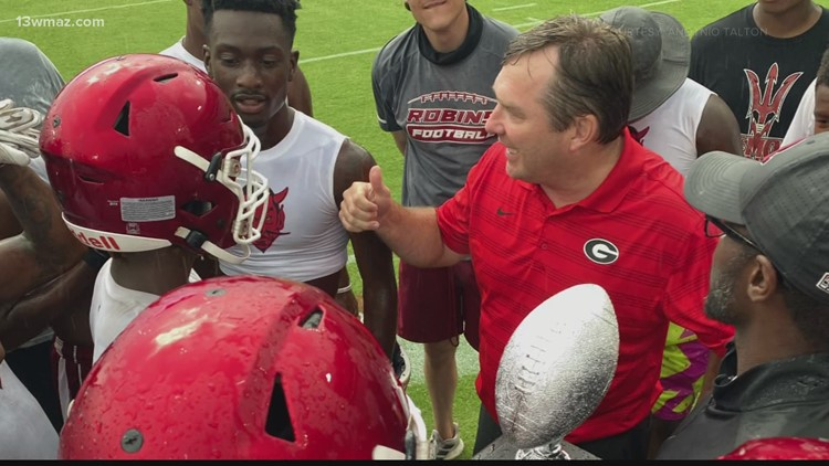 Warner Robins Demons win University of Georgia's 7-on-7 camp championship