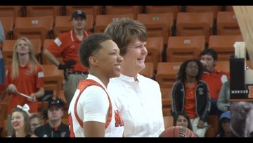 Mercer's Kahlia Lawrence selected in WNBA Draft