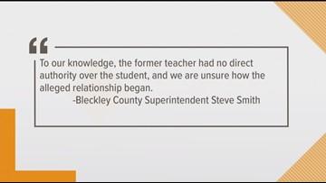 GBI investigating Bleckley teacher-student relationship