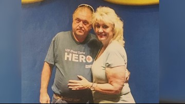 Amped Up | ' I felt like there was no real hope:' Surgery helps couple win weight loss battle