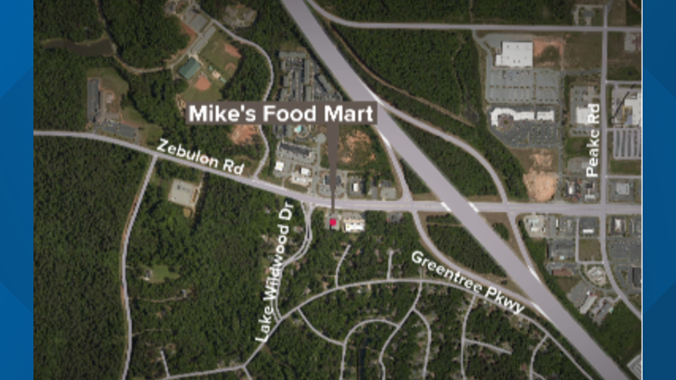 mike's food mart
