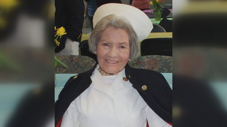 92-year-old nurse in Warner Robins to be honored at Perry Hospital