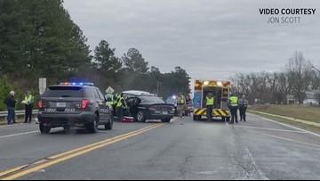 Teen cited in wreck that injured Jones County deputy
