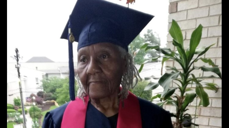 After putting her dreams on hold for years, this 89-year-old mother of 12 put her education first and accomplished something great.