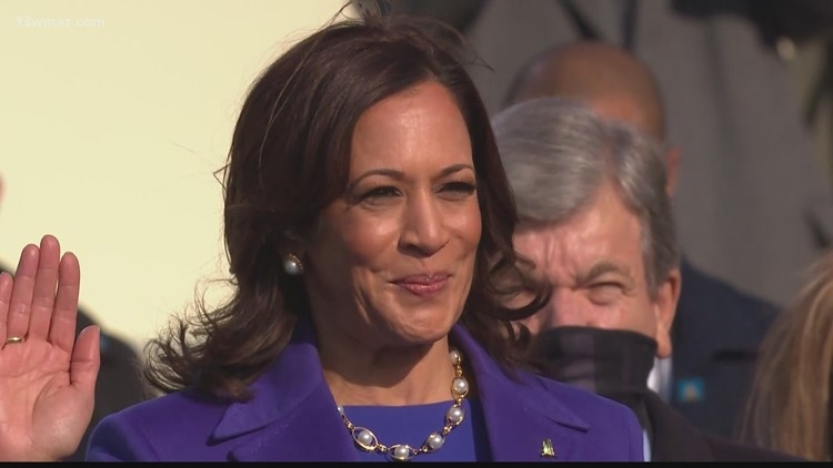 'Our voices are being heard': Vice President Kamala Harris empowers women of Central Georgia