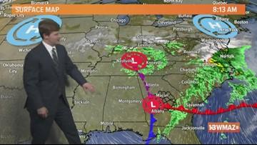 Austin's Sunday Morning Forecast 1-13-19
