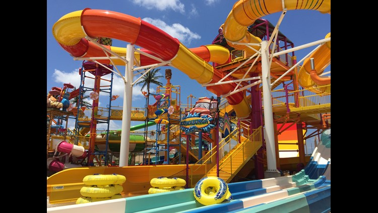 Rigby's new water park is set to open this summer by mid-July