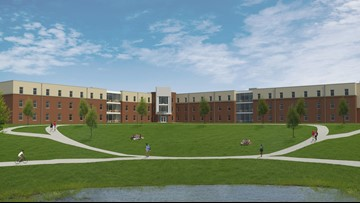 New dorms coming to Middle Georgia State's Macon campus