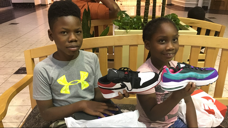NFL star, Perry native Casey Hayward buys shoes to reward Central Georgia students' good grades