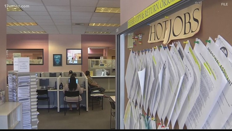 Georgia to eliminate weekly $300 federal unemployment benefit