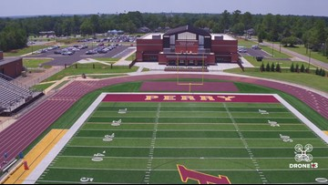 Perry Panther Pit ready for high school football