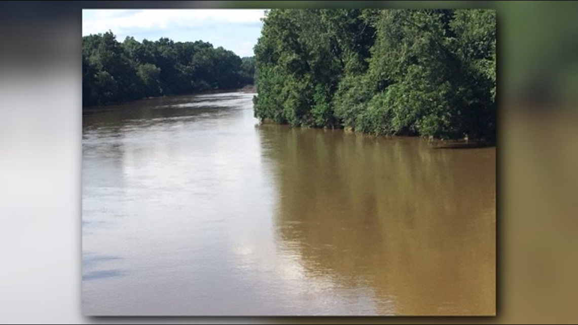 Over 4 Million Gallons Of Sewage Spills Into Macon Ditch Flows Into