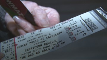 'I was lucky enough to get one': Fans find last-minute tickets for Capricorn revival concert