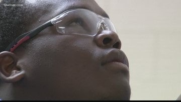 Bibb County graduate hired by school district