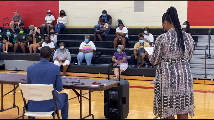 Mercer students hold town hall in hopes of decreasing vaccine hesitancy