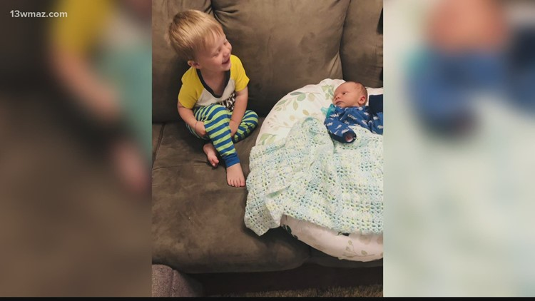 'I'm never going to stop fighting for them': Macon parents raise awareness about sons rare blood disorder