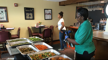 AMPED UP: Restaurant owner helps others get healthy