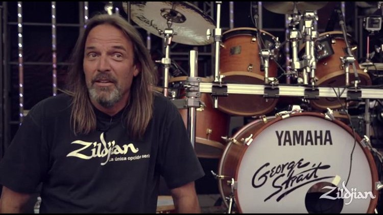 Mike Kennedy, George Strait's longtime drummer, killed in crash
