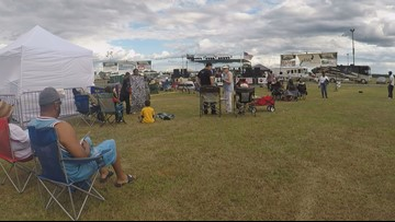 Perry Music Festival kicks off its 10 hour show at the fairgrounds