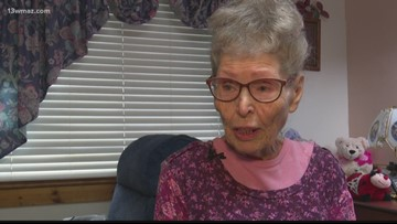 Laurens County schools adopt grandparents in nursing homes