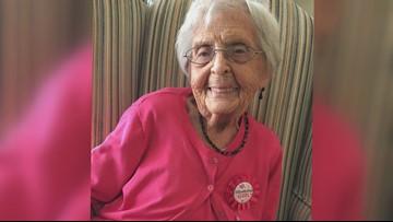 She's 111 and still living her best life: Meet Dot Keller