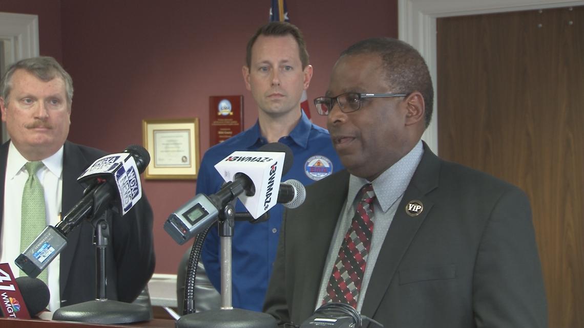 Bibb County School District talks concerns about coronavirus