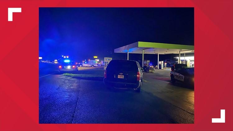 Baldwin County Crime Scene