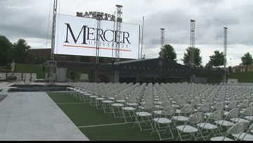 Mercer's graduation to be held at Five Star Stadium