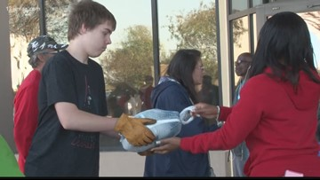 Feed the City held in Fort Valley
