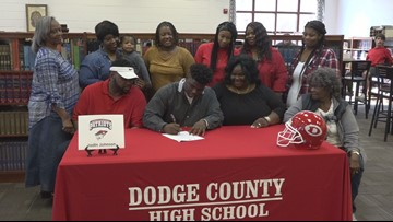 SIGNING DAY 2019: Dodge County High signees