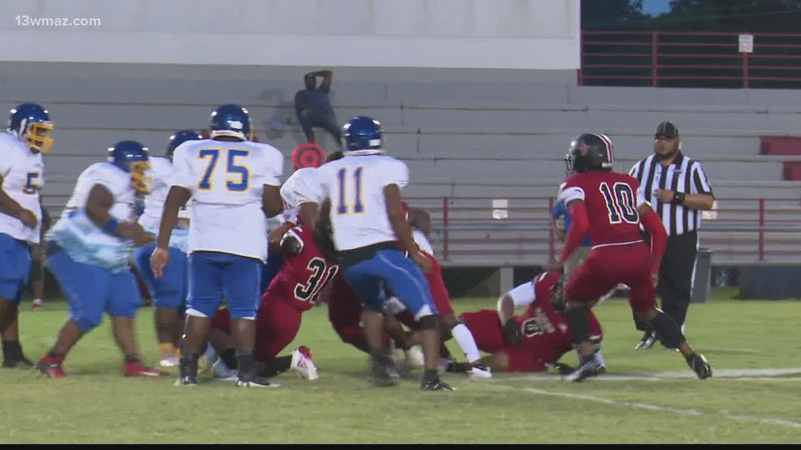Top Central Georgia high school sports plays of the week (September 20)