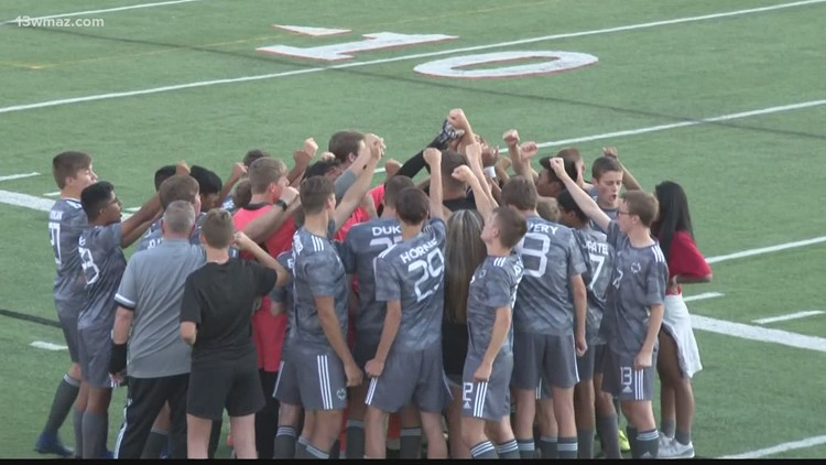 GMC Prep soccer wins second consecutive state championship