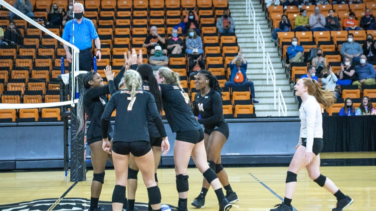Mercer volleyball wins first conference championship