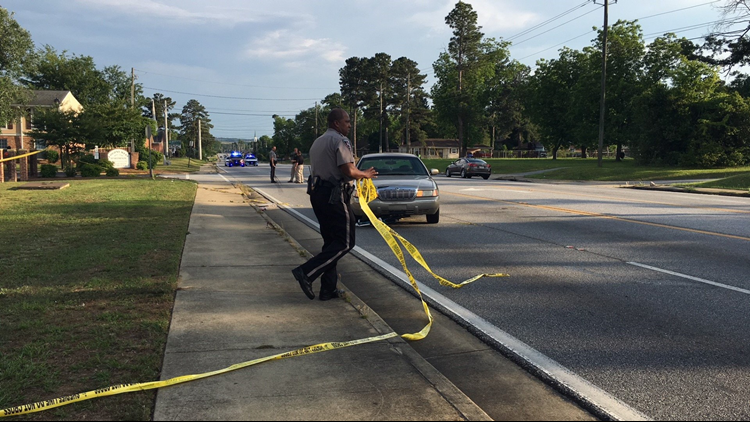 Child hit on Bloomfield