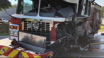 Macon-Bibb firefighter recovering after fatal accident on