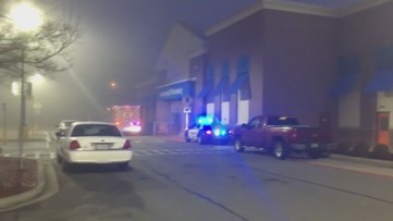 Police: Body found in Forsyth Walmart