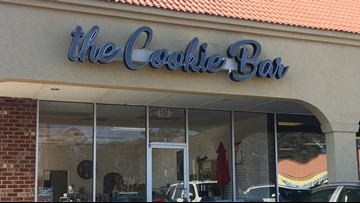 'Tasty Prayer..the Cookie Bar' opens in Warner Robins
