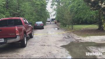 GBI at homicide scene off Indigo Lane in Eastman