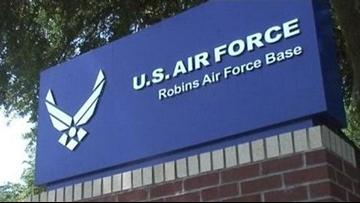 Plane in 2017 crash that killed 16 underwent maintenance at Robins AFB