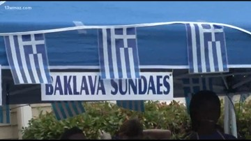 Holy Cross holds 11th annual Central Georgia Greek Festival