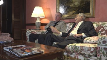 Man who had hand reattached when he was 16 reconnects with surgeon 52 years later