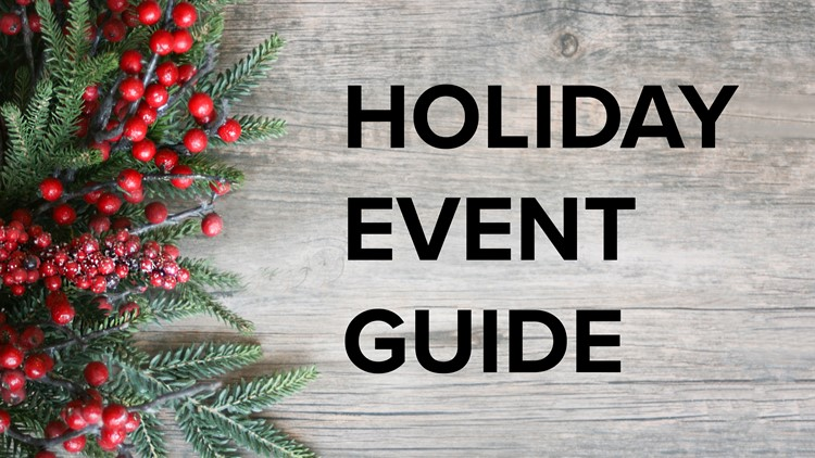 Here are some Christmas events around Central Georgia for you and your family