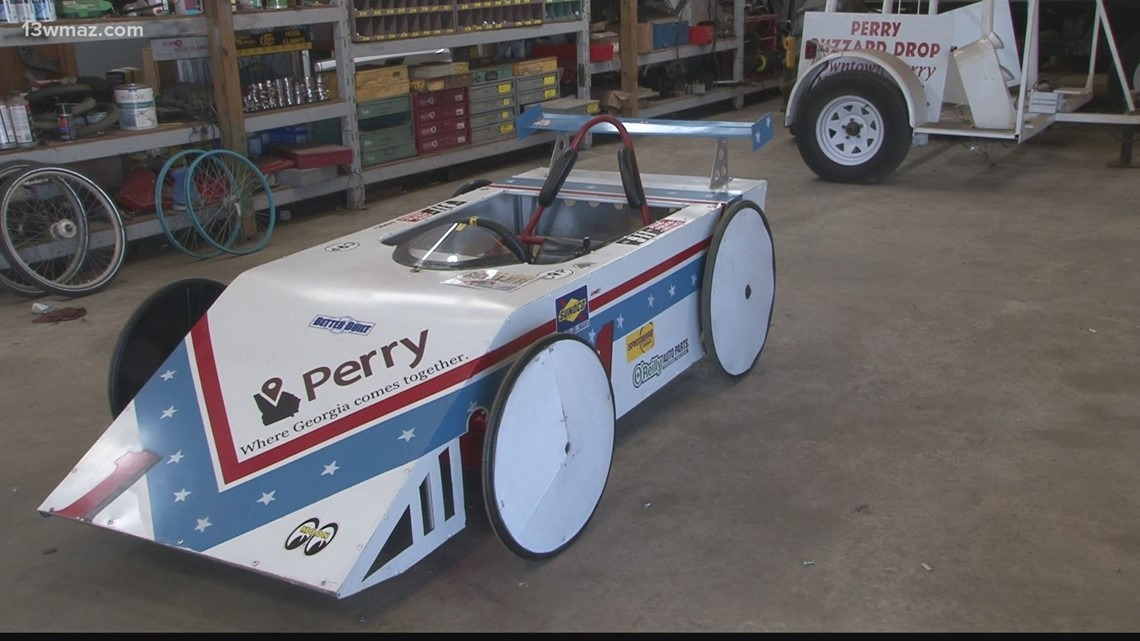 City of Perry's Dogwood Derby go-kart race to provide free, safe family fun